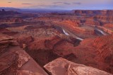 Dead Horse Point Sunrise print