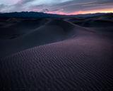 Blue Hour Dunes print