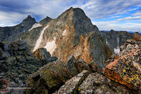 Indian Peaks Wilderness, Colorado, Apache Peak, IPW