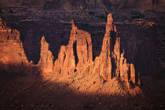 canyonlands, arches, utah, monster tower, washer women