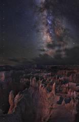 Dark Skies At Bryce