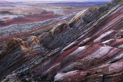 Candy Striped Anticline