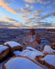Winter Malboro Point, Canyonlands National Park