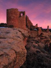 Hovenweep Castle Sunrise