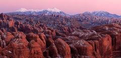 Desert Meets Alpine-pano