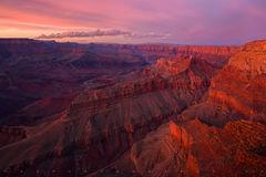 Grand Canyon Fire