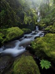 Oregon waterfall photos, columbia river gorge waterfall photos, waterfall photography, elowah falls, elowah falls photos