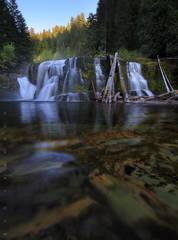 lewis river falls, lewis river falls photos