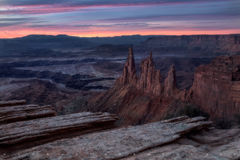 Canyons & Spires