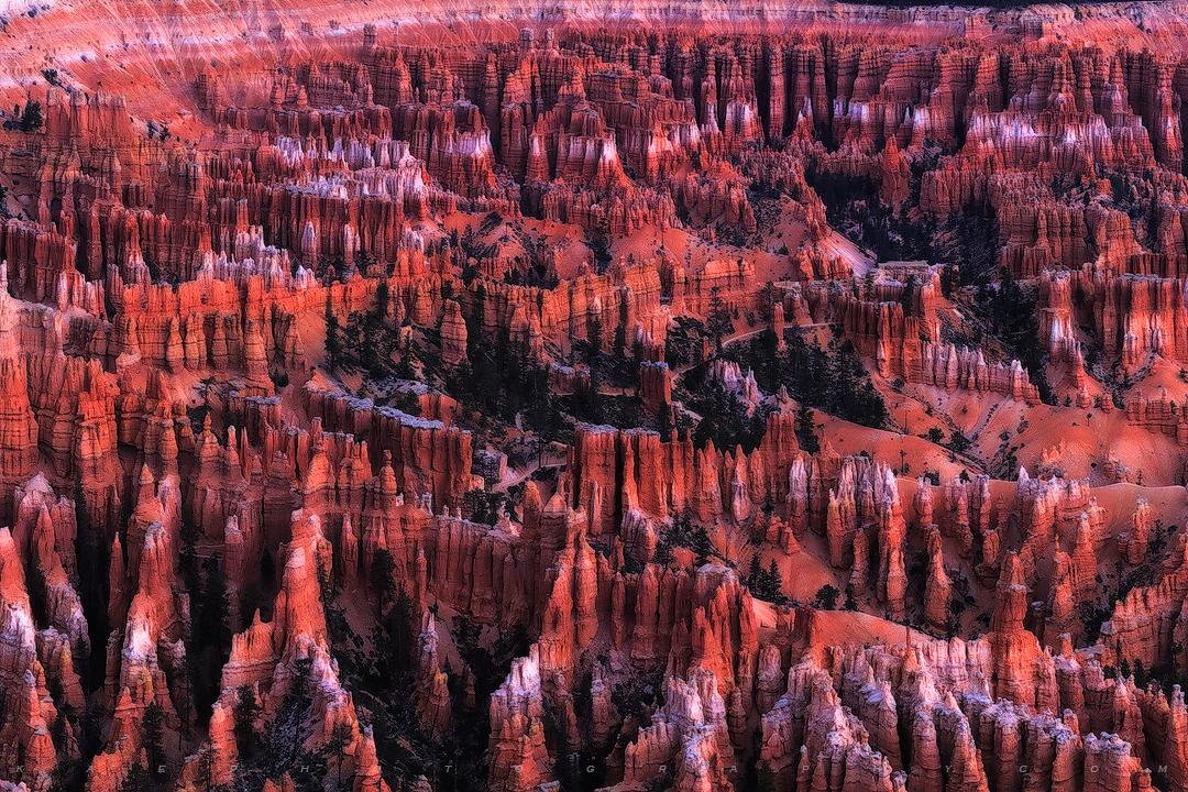 Bryce Canyon National Park, photo