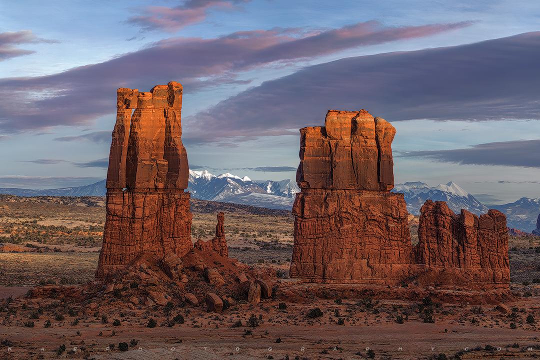 Desolation Towers