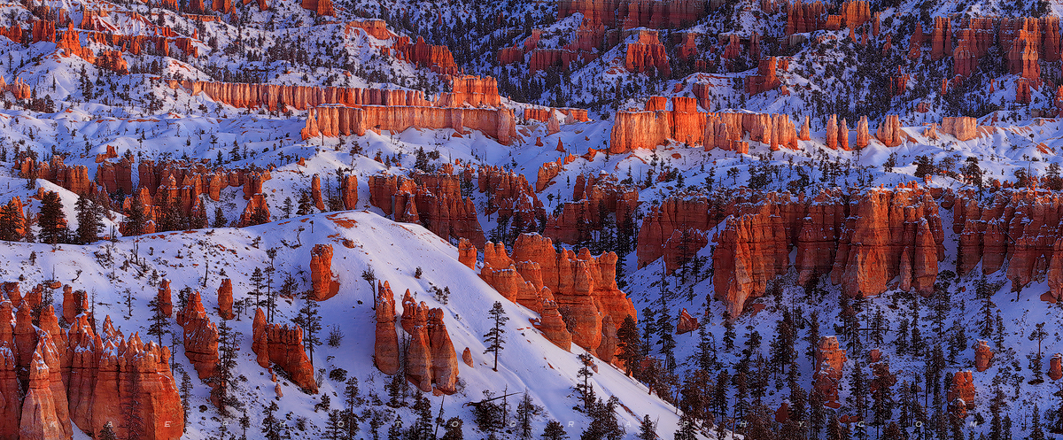 bryce canyon, photo