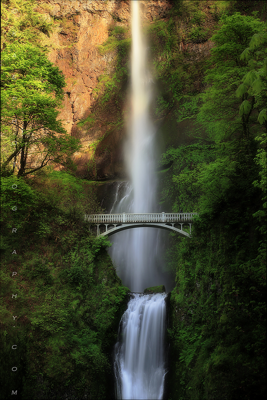 benson bridge, Benson bridge multnomah falls oregon, Multnomah Falls photos, Multnomah Falls photography, photo