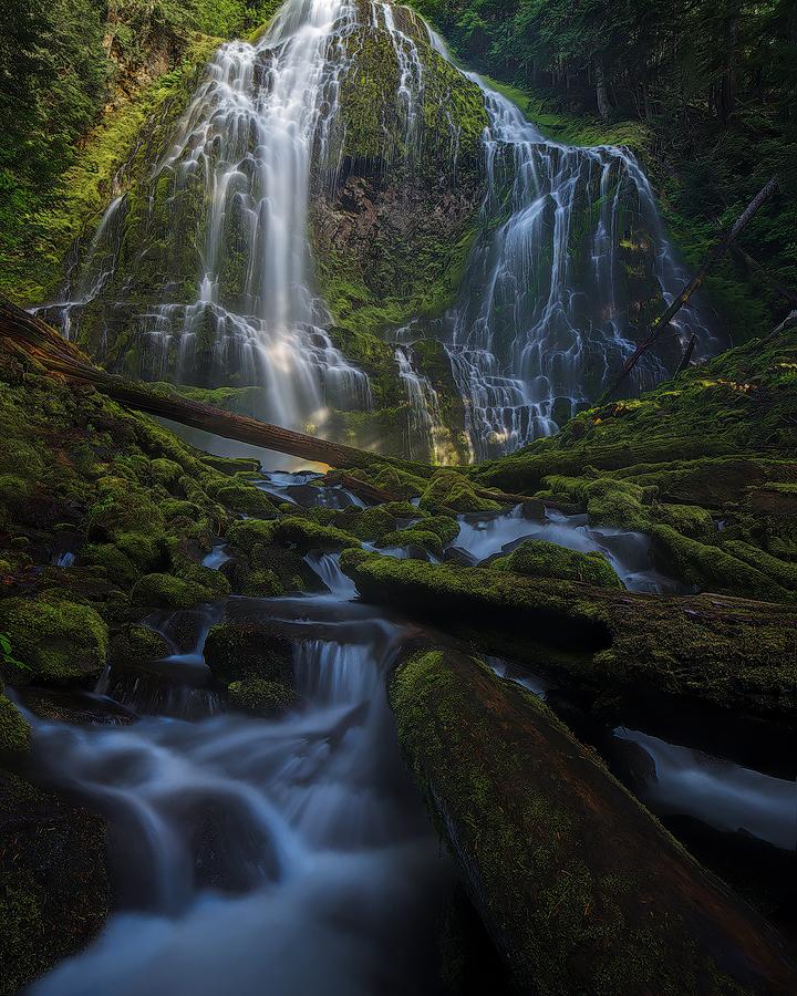proxy falls, photo