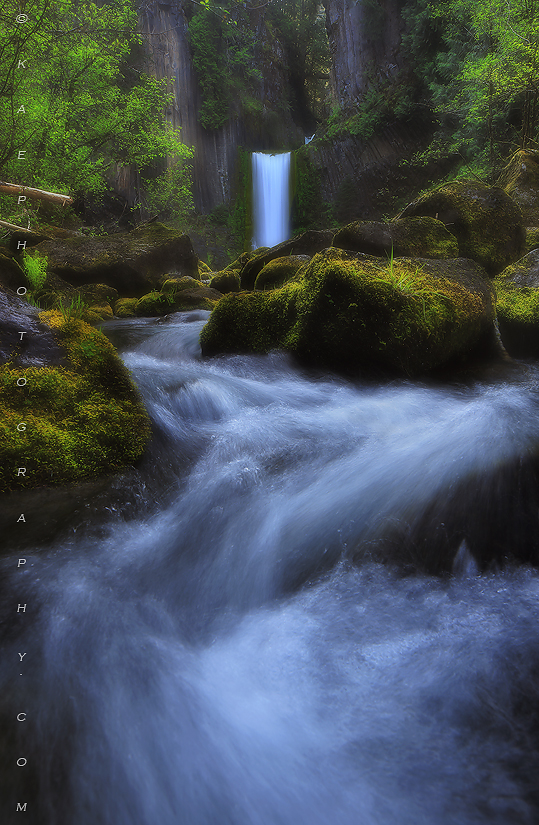 tokatee falls, tokatee falls photos, tokatee falls photography, oregon waterfalls, waterfall photography, photo