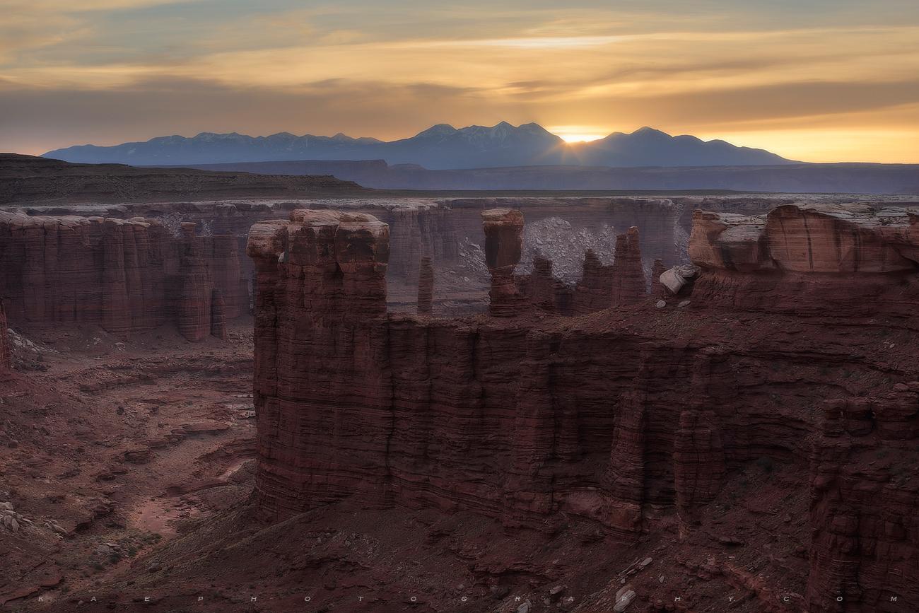 canyonlands, photo