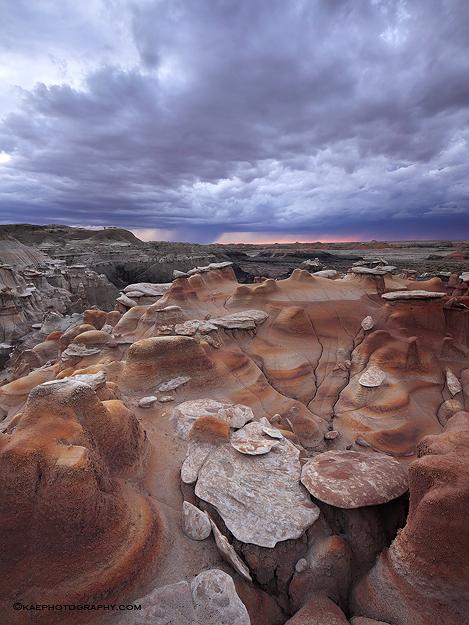 Bisti Wilderness, New Mexico, photo