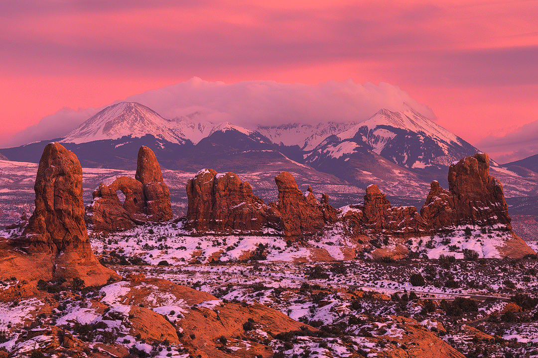 Arches National Park, canyonlands, arches
