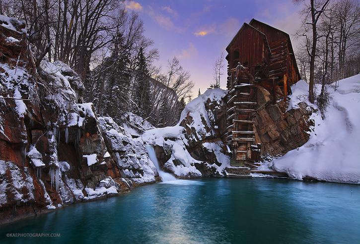 Crystal River Mill, photo