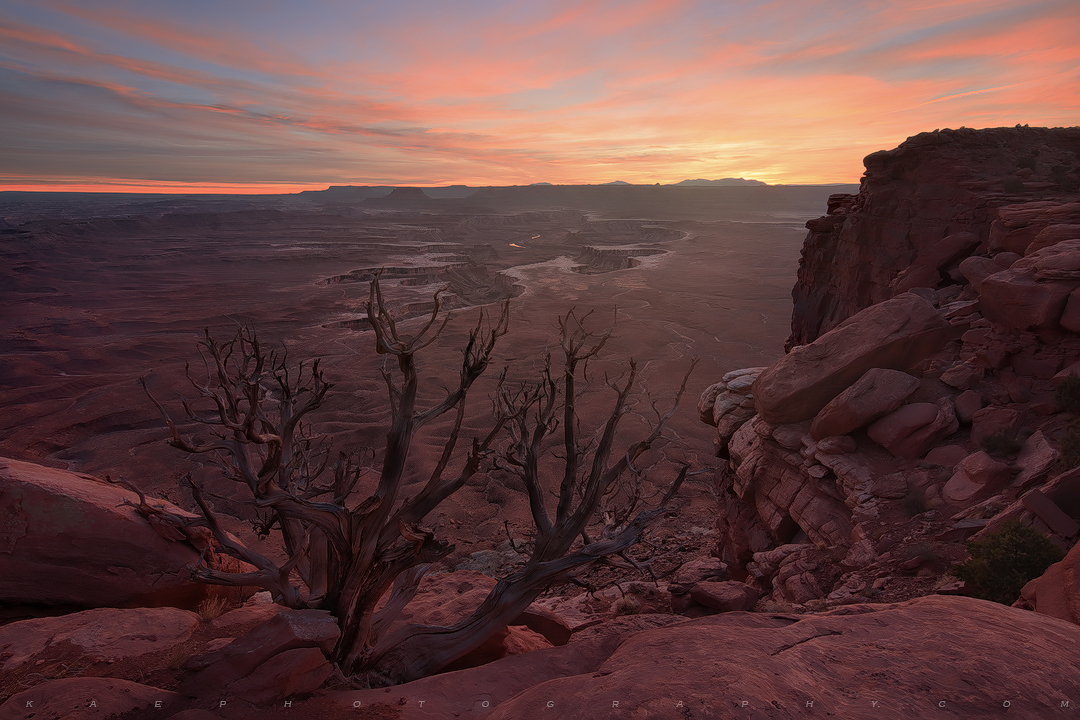 Green River Overlook, Canyonlands National Park, photo