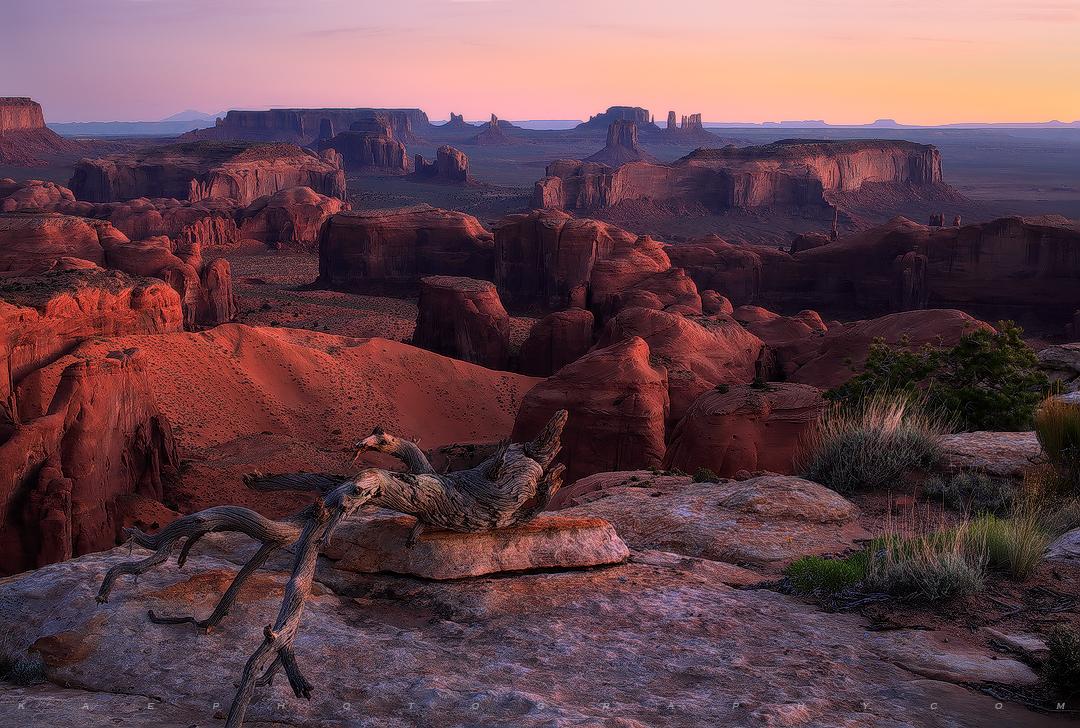 Navajo Sunrise