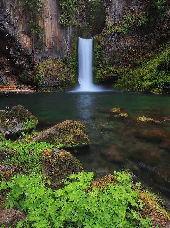 tokatee falls oregon photos, oregon waterfalls, waterfall photography, , photo